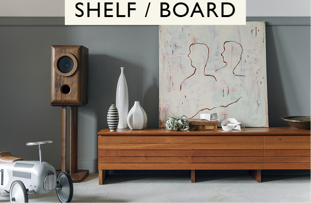 SHELF BOARD